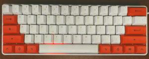 60% keyboard - iKBC New Poker ii