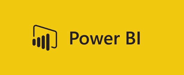 Power BI logo